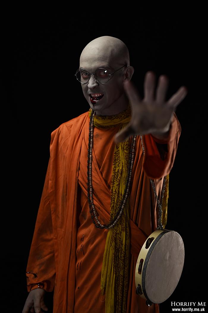 Click to buy print - 12 - Krishna Zombie - Horrify Me style
