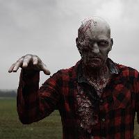 08 - Airport Zombie - film style
