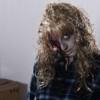 14 - Lorry Park Zombie - film style