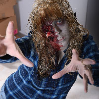 13 - Lorry Park Zombie - film style