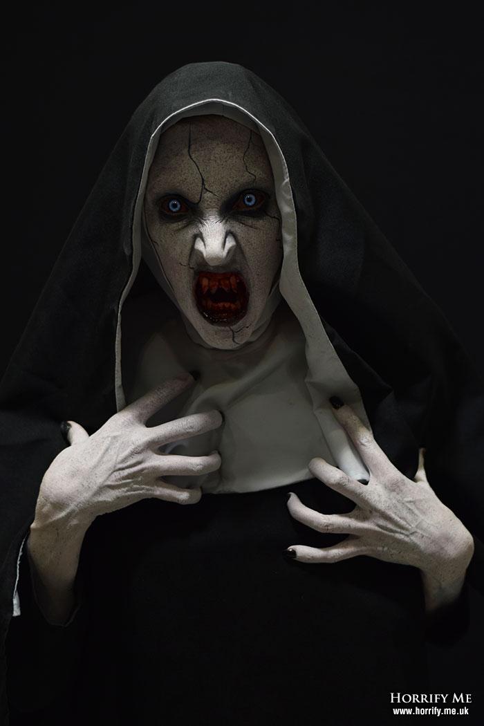 Click to buy print - The Demon Nun