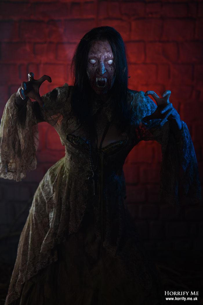 Click to buy print - Horror of the Vampire