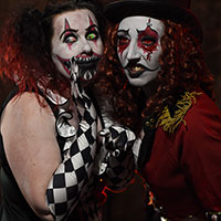 Lady Hypnotwisty and Madamme Maud Hacker