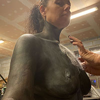 03 - Body Paint and Hair Attachment