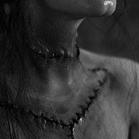 105 Scars BW