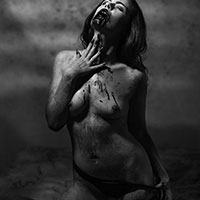 Vampire Dreams BW