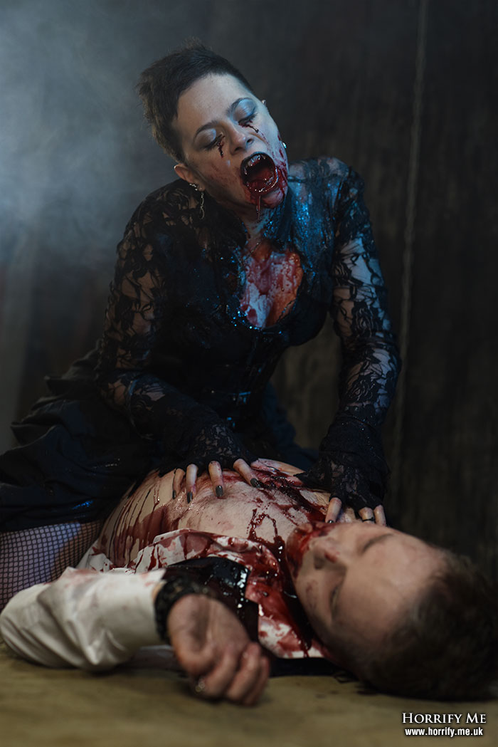 Click to buy print - Vampire Feast