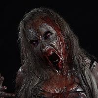 Scare Actor Portfolio Shoot