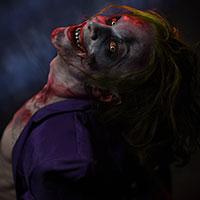 Joker - Green Hair - Chill the Fuck Out