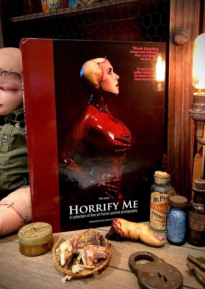Click to buy print - Horrify Me Book 02