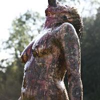 Cannibal Holocaust Impaled Girl - 10