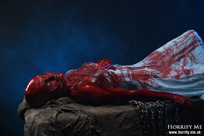 Click to buy print - Peeled Flesh