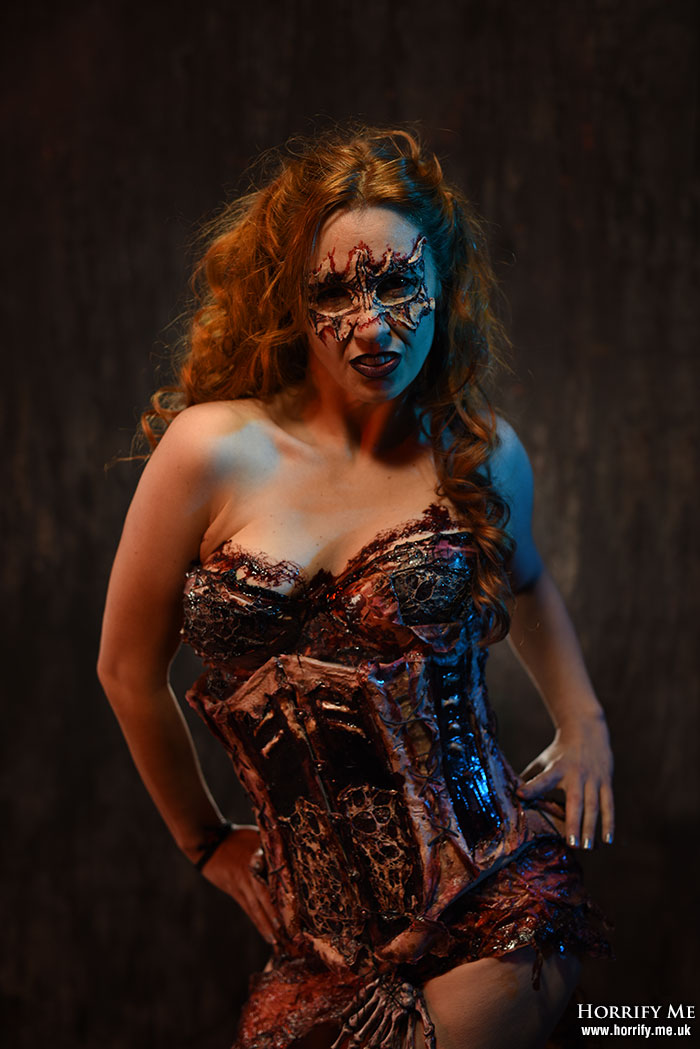 Click to buy print - The Corset