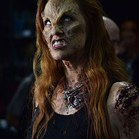 Wolf Girl at Horror Con 2019