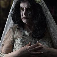 Scary Bride at Horror Con 2019
