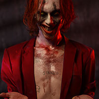 Joker - Red Hair - Send in the Clown
