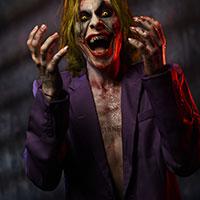 Joker - Green Hair - One Bad Day