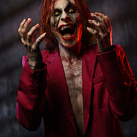 Joker - Red Hair - One Bad Day