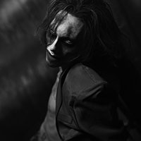 Joker - Contemplation BW