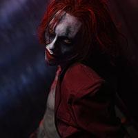 Joker - Red Hair - Contemplation