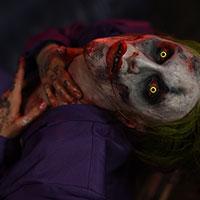 Joker - Green Hair - All It Takes is a Little Push