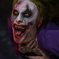 Joker - Green Hair - Killing Joke