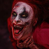 Joker - Red Hair - Killing Joke
