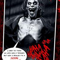 Joker - Comic Strip Design