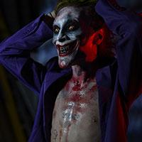 Joker - Green Hair - Dance with the Devil