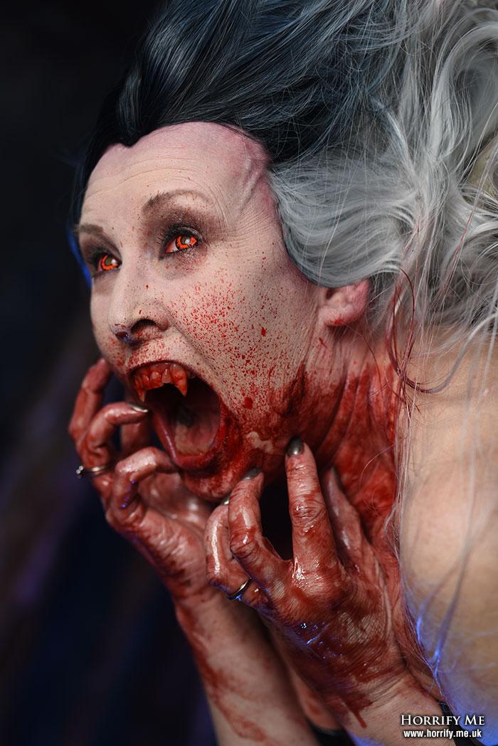 Click to buy print - Wild Vampire