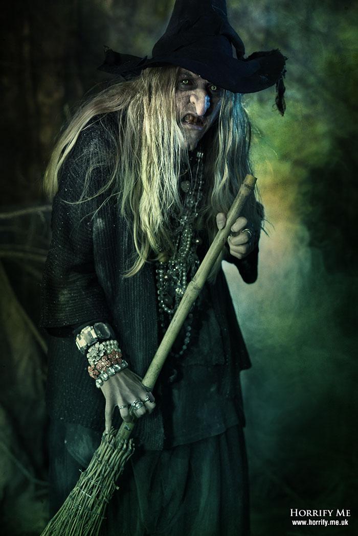 Click to buy print - Halloween Hag Special Edit