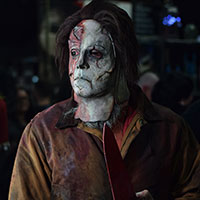 Michael Myers at Horror Con 2019