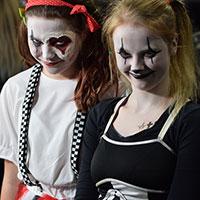 Naughty Clowns at Horror Con 2019