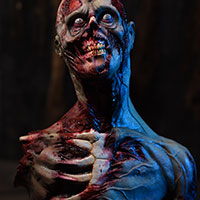 Zombie Prop by Keith Larkin