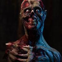 Zombie Prop by Keith Larkin