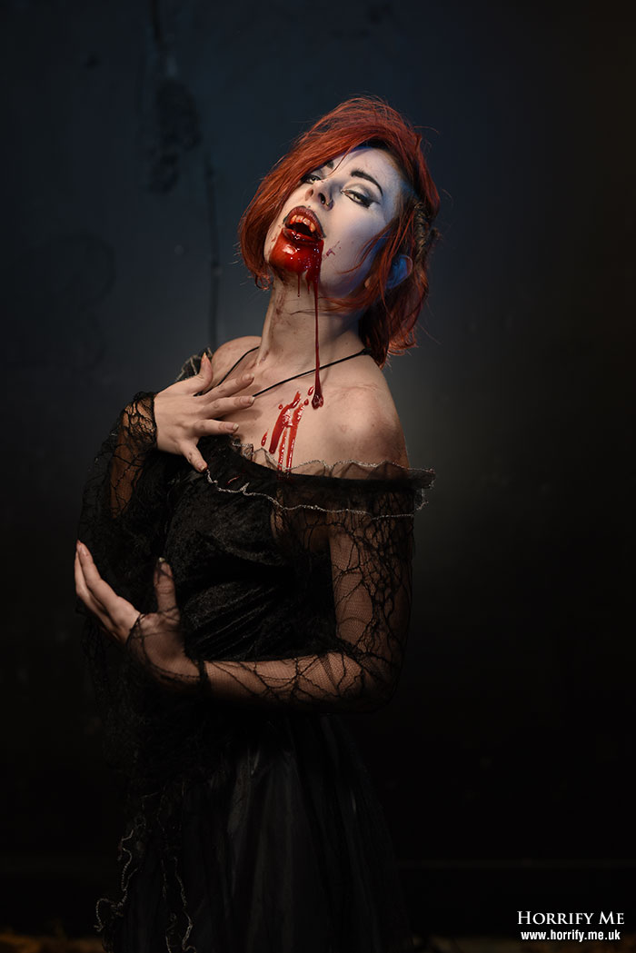 Click to buy print - Red Head