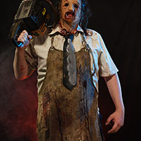 Exhibit A1 - Portrait of Leatherface