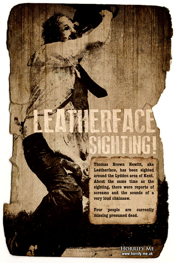 Click to buy print - 03 - Title - Leather Warning
