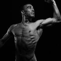 Male Nude - Strength