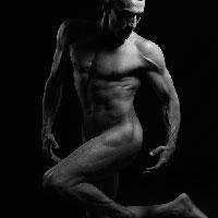 Male Nude - Drama