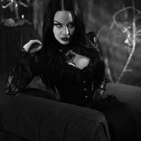 Lilith the Vampyre 006 BW