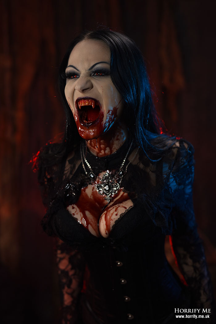 Click to buy print - Lilith the Vampyre 012