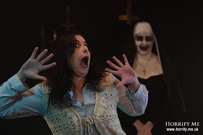 valak from conjuring