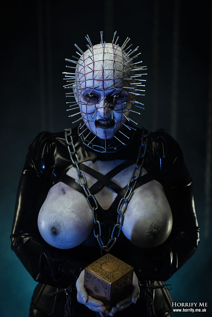 Female Pinhead Hellraiser