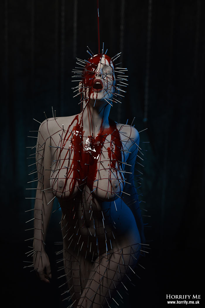 Click to buy print - So Sweet Her Blood