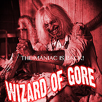 Wizard of Gore with Geoff and Kayleigh