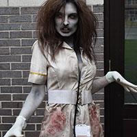 Nurse Zombbie