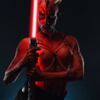 Darth Maul Female