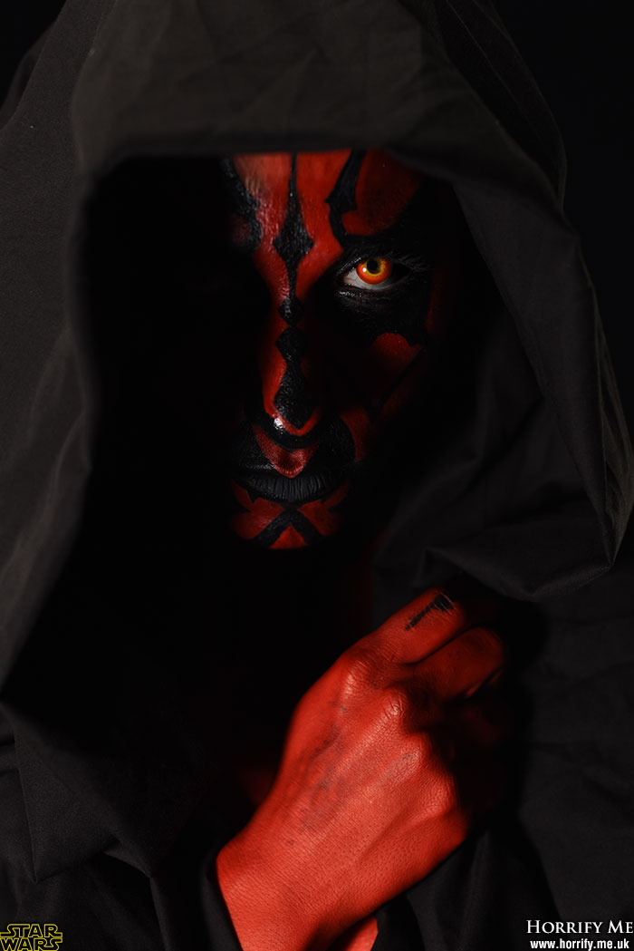 Click to buy print - Death to the Jedi