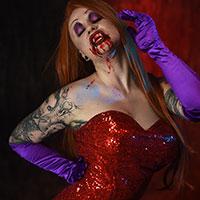 Jessica Rabbit Vampire